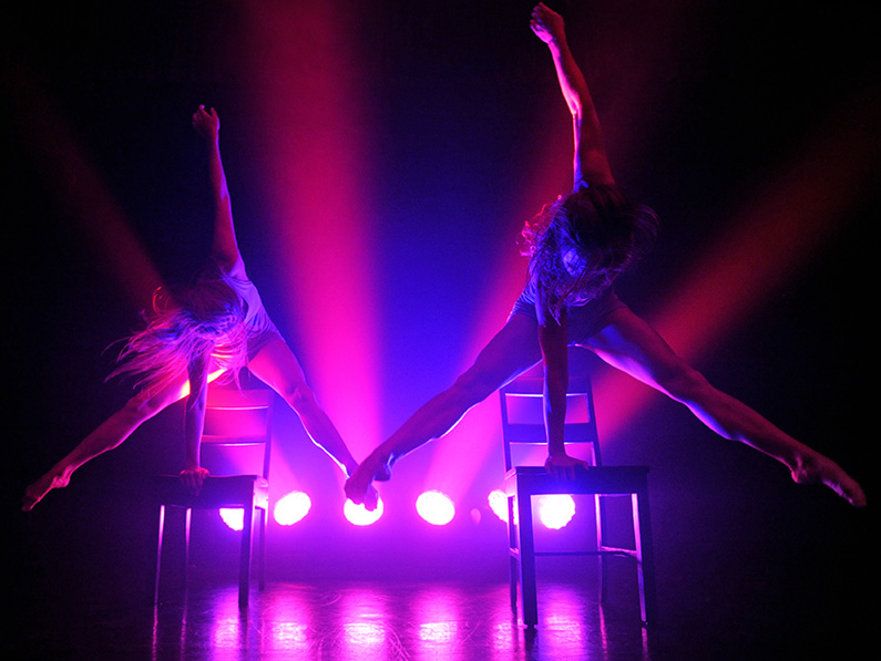 Yeva & Thoenn Glover. Photo: Chris Randle